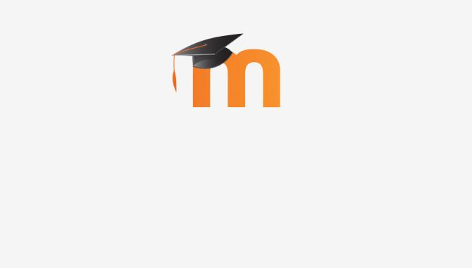 Moodle is a learning management system for online courses